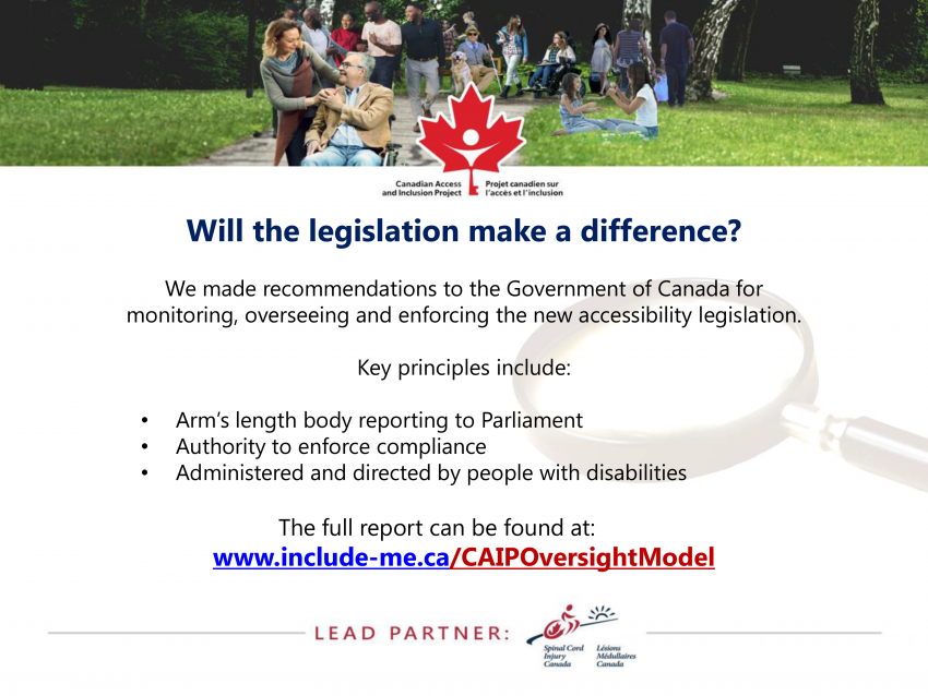 Will the legislation make a difference?